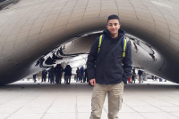 AQB Congratulates the Excellent Urban Studies & Spatial Practices Student, Mahmoud Salim